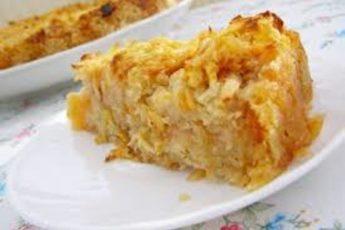 Популярный диетический пирог без пшеничной муки, который сводит всех с Ума
