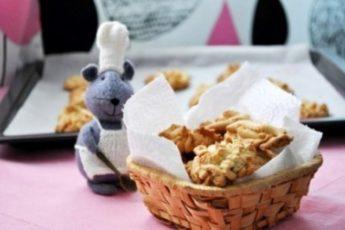 Печенье из мясорубки для чаепития: практичная и легкая выпечка
