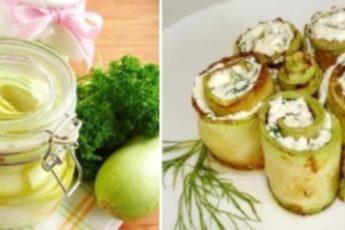 Готовьте любимые блюда из кабачков круглый год благодаря этому рецепту.