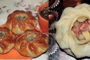 Рецепт бабушки, которому научилась в Узбекистане. Называется «Вак Балиш».